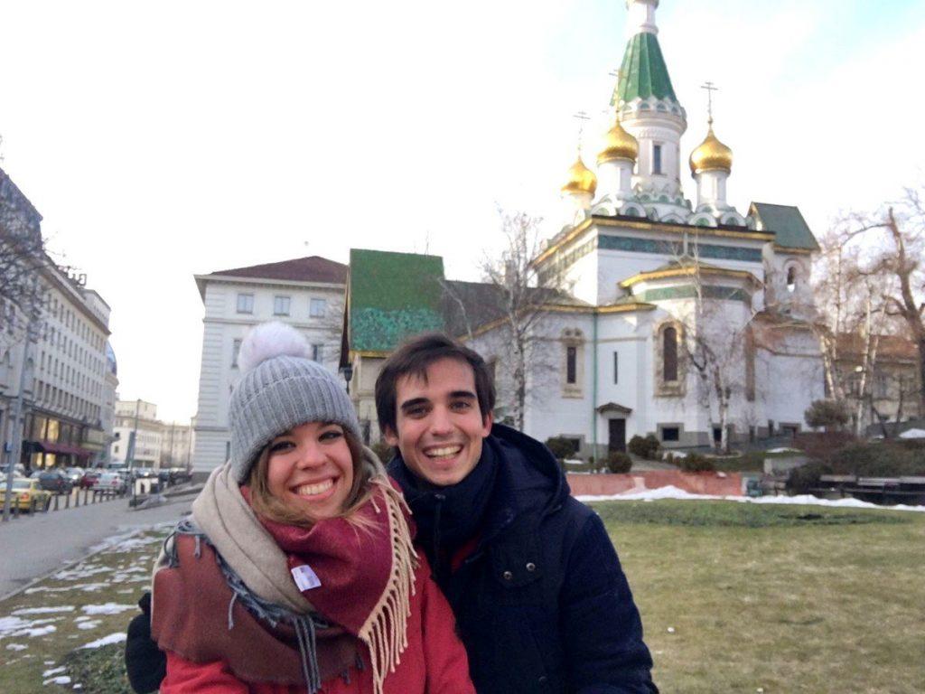 Visitando la Iglesia Rusa de San Nicolás