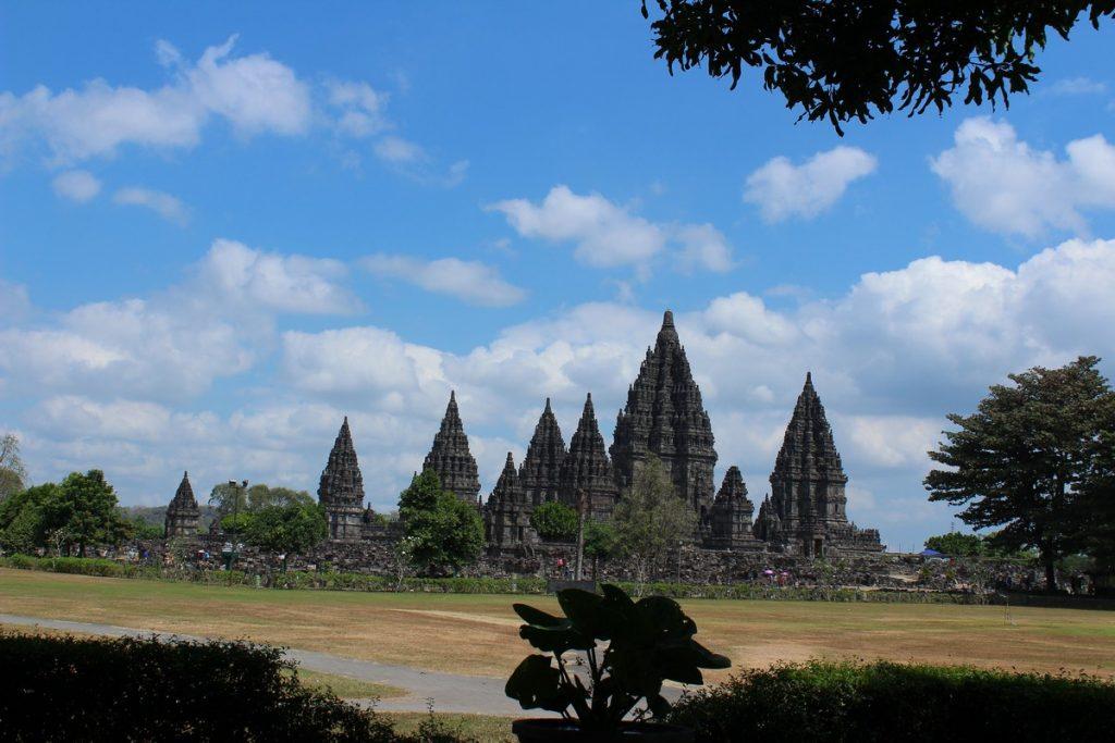 Los templos de Prambanan en Yogyakarta