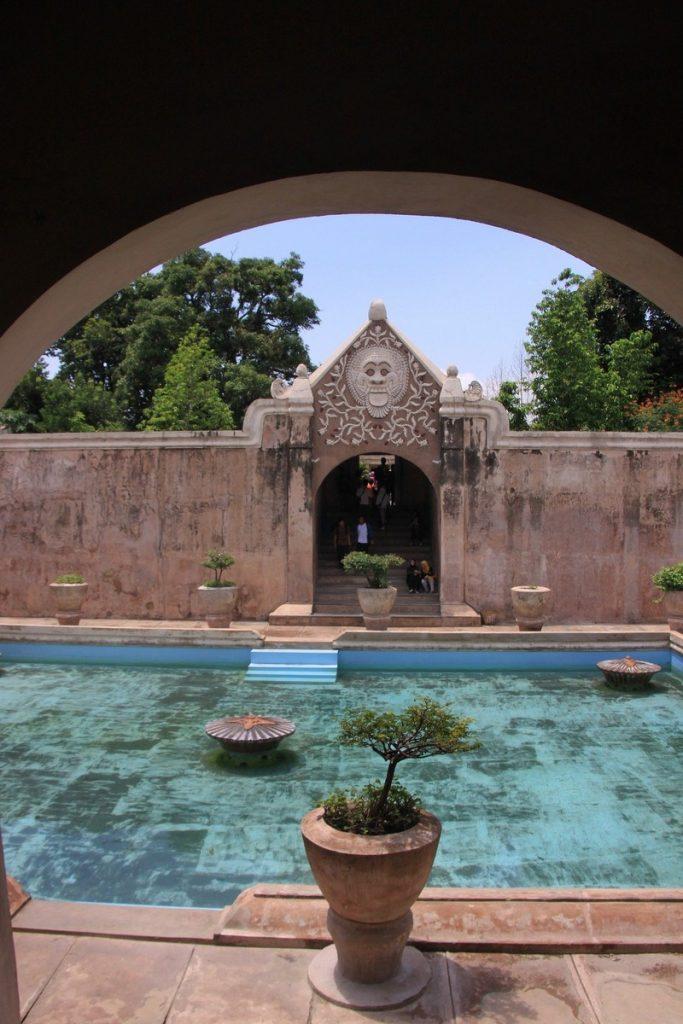 Visitando Taman Sari