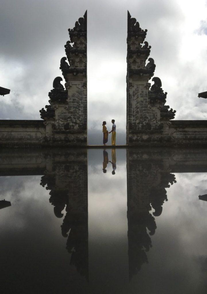 Puerta del Cielo de Pura Lempuyang Luhur