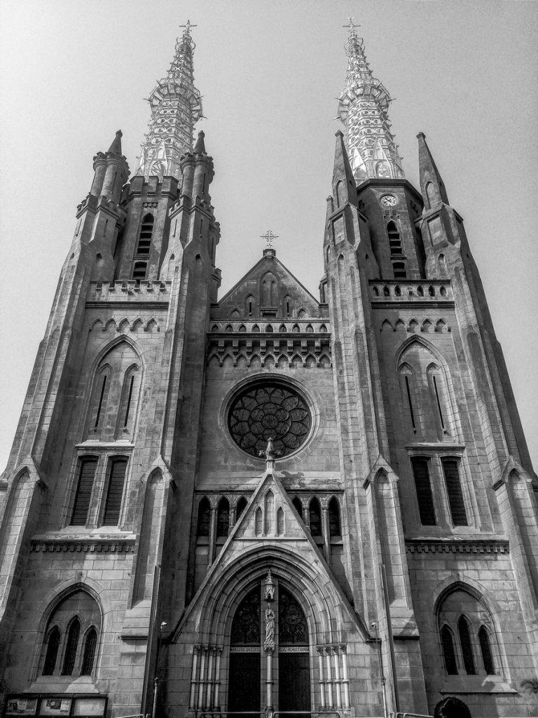La Catedral de Yakarta