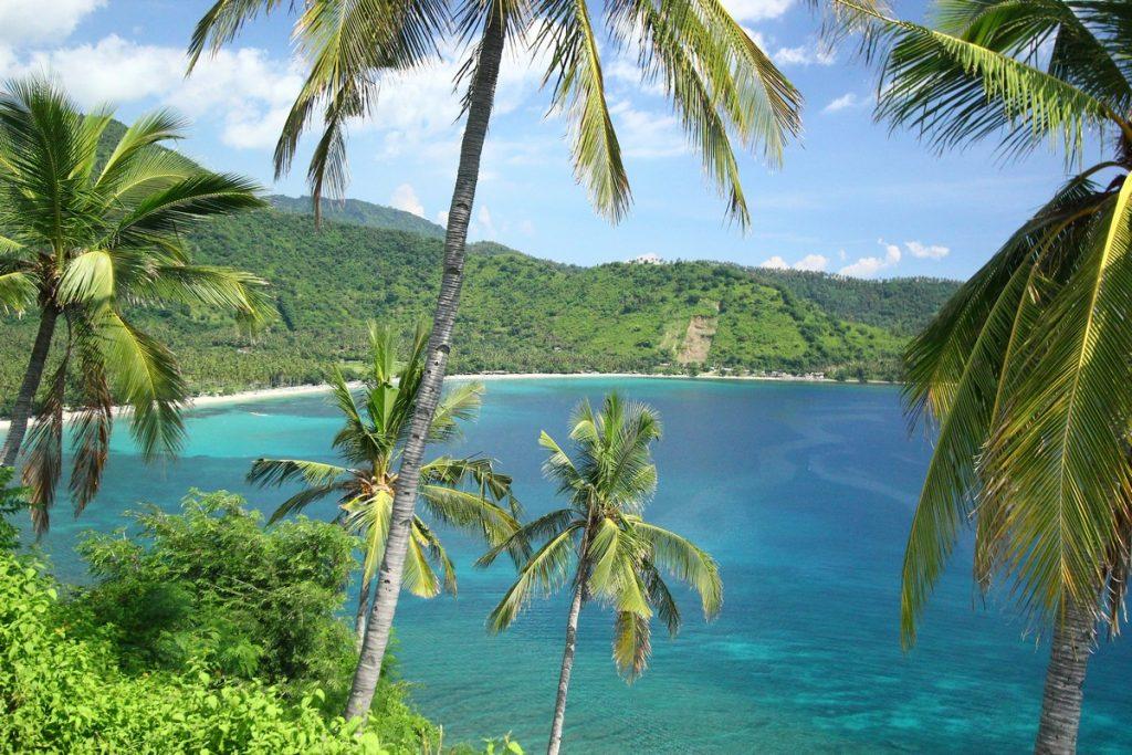 Las paradisíacas playas del sur de Lombok, Indonesia