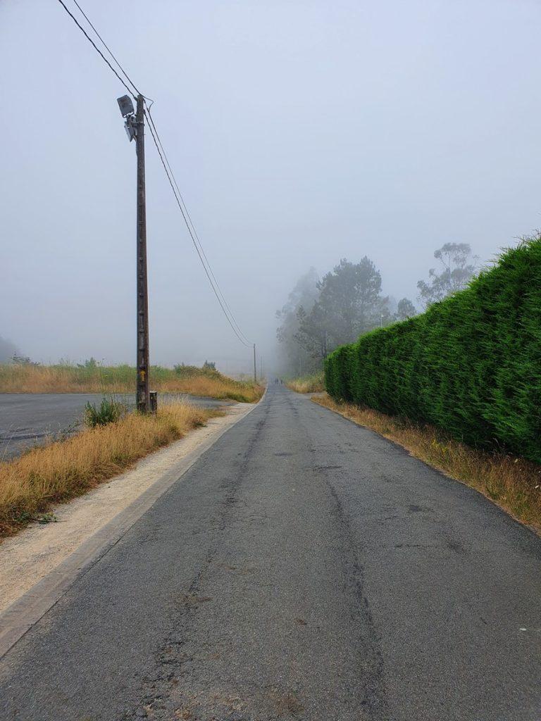 El tramo final del Camino de Santiago