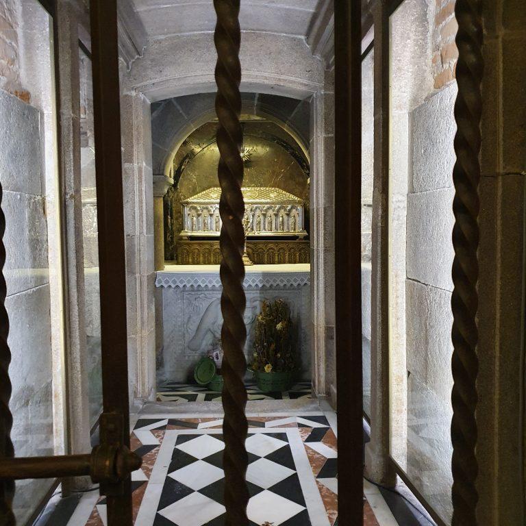 La tumba del Apóstol Santiago