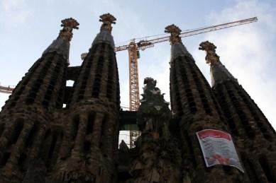 Gaudi La Sagrada Familia 08