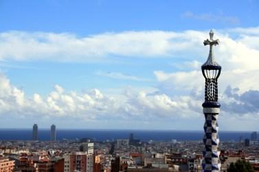 Parque Gaudí de Barcelona