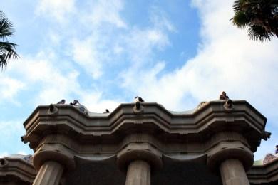 Gaudi Parque Güell 11