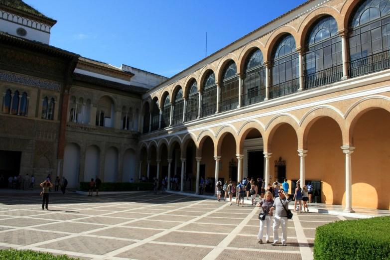 Los Reales Alcázares de Sevilla 02
