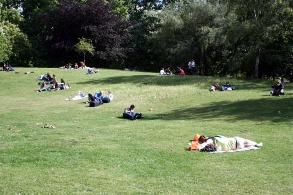 Parques londinenses 13