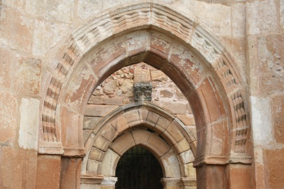 Monasterio de San Juan de Duero 01