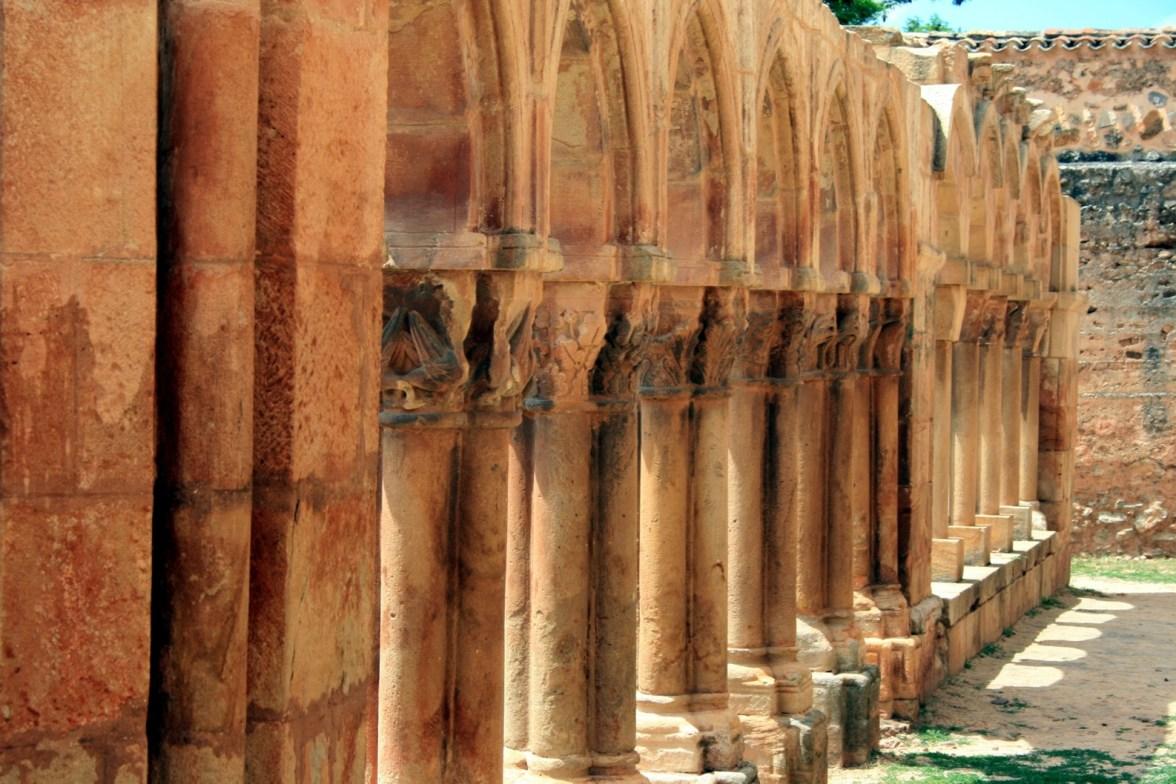 Monasterio de San Juan de Duero 05