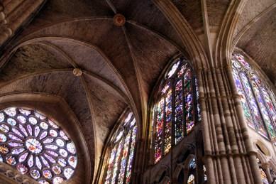 Vidrieras Catedral de León 01