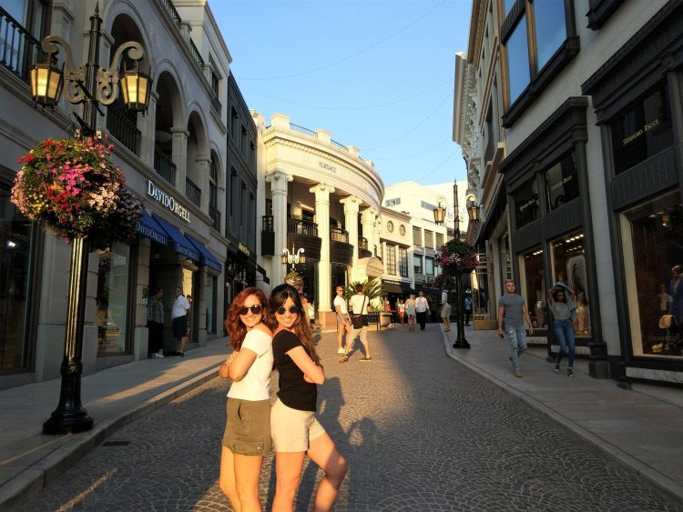 Calle Rodeo Drive