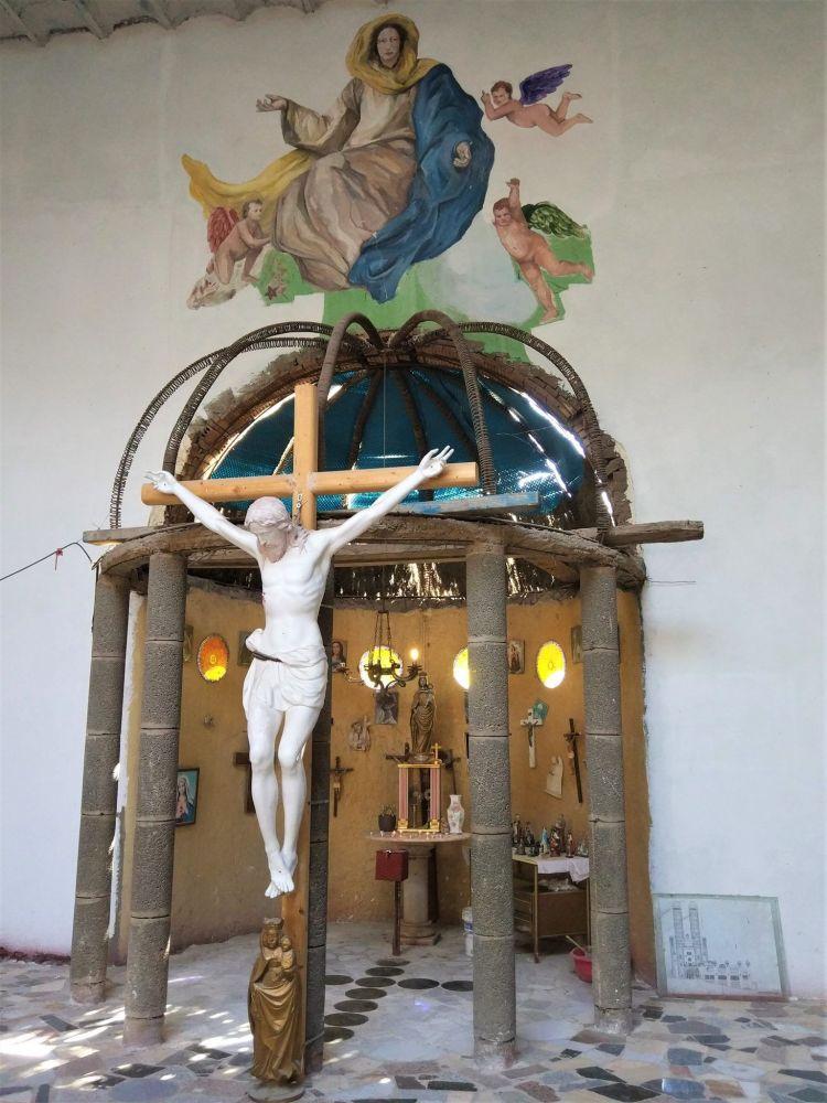 Capilla Catedral Justo