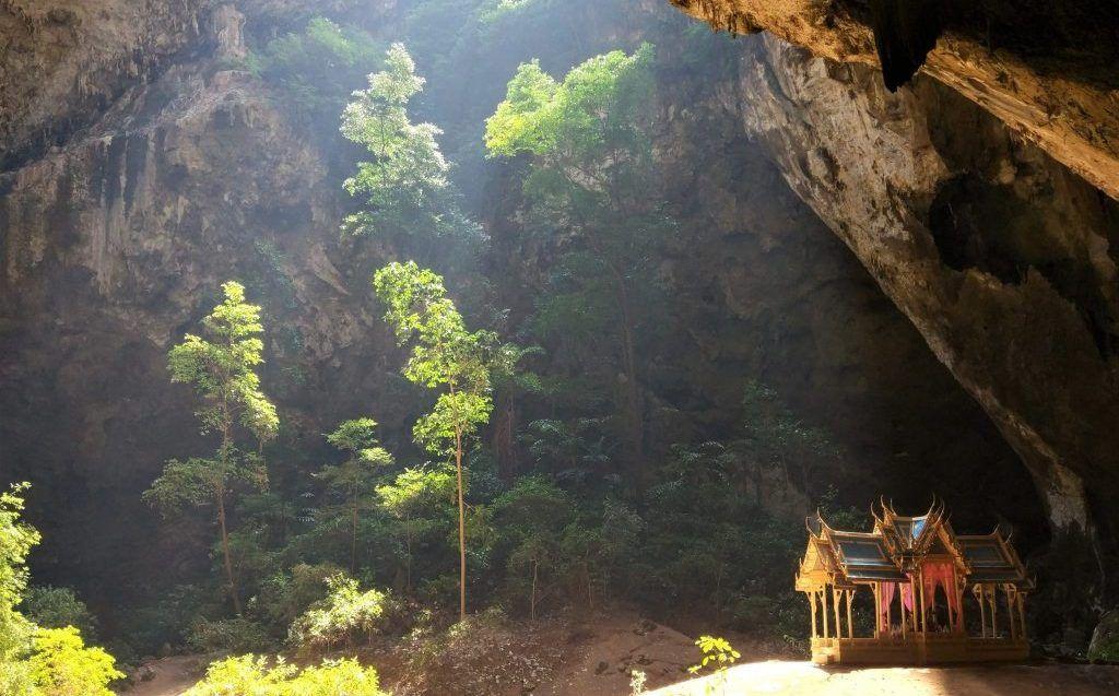Cueva Phraya Nakhon