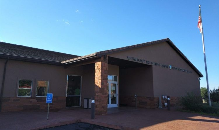 Kanab Visitor Center
