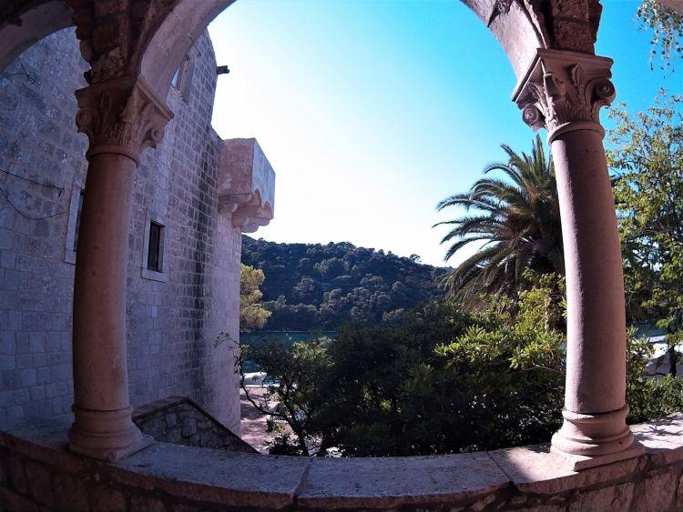 Vistas desde el Monasterio de Sta María