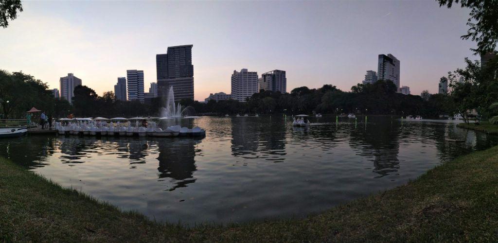 Panoramica Lumphini Park