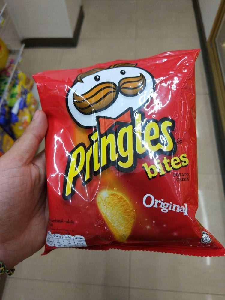 Pringles bolsa