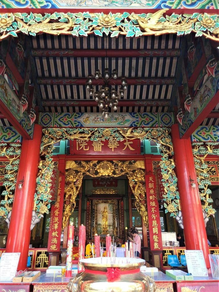 Templo Chinatown Bangkok