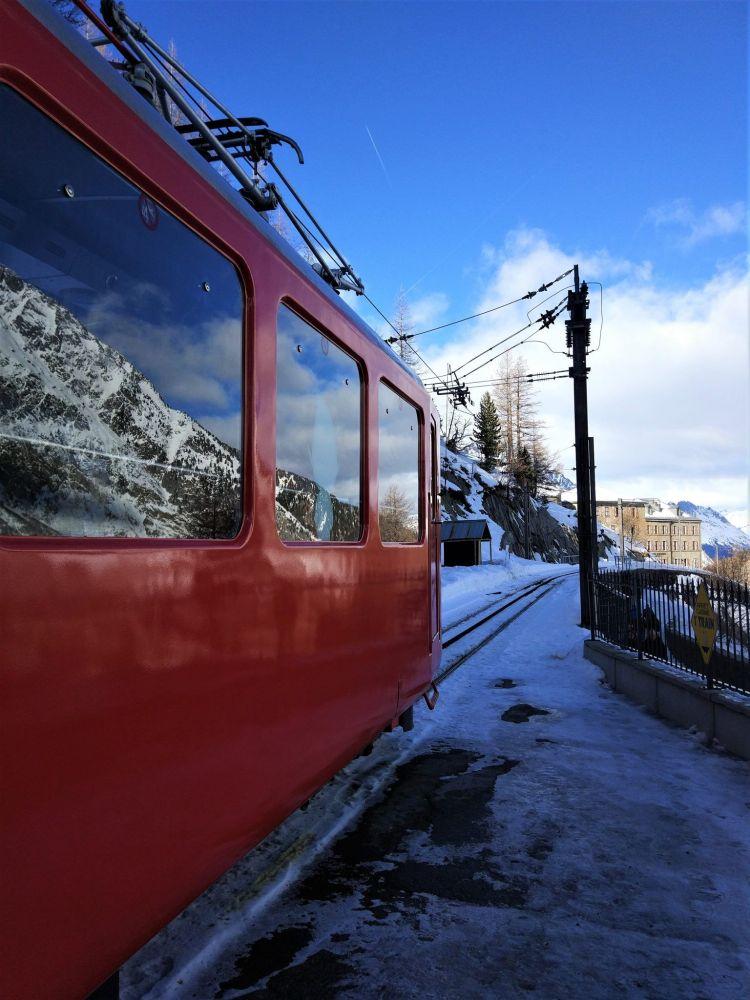 Tren_Mer de glace