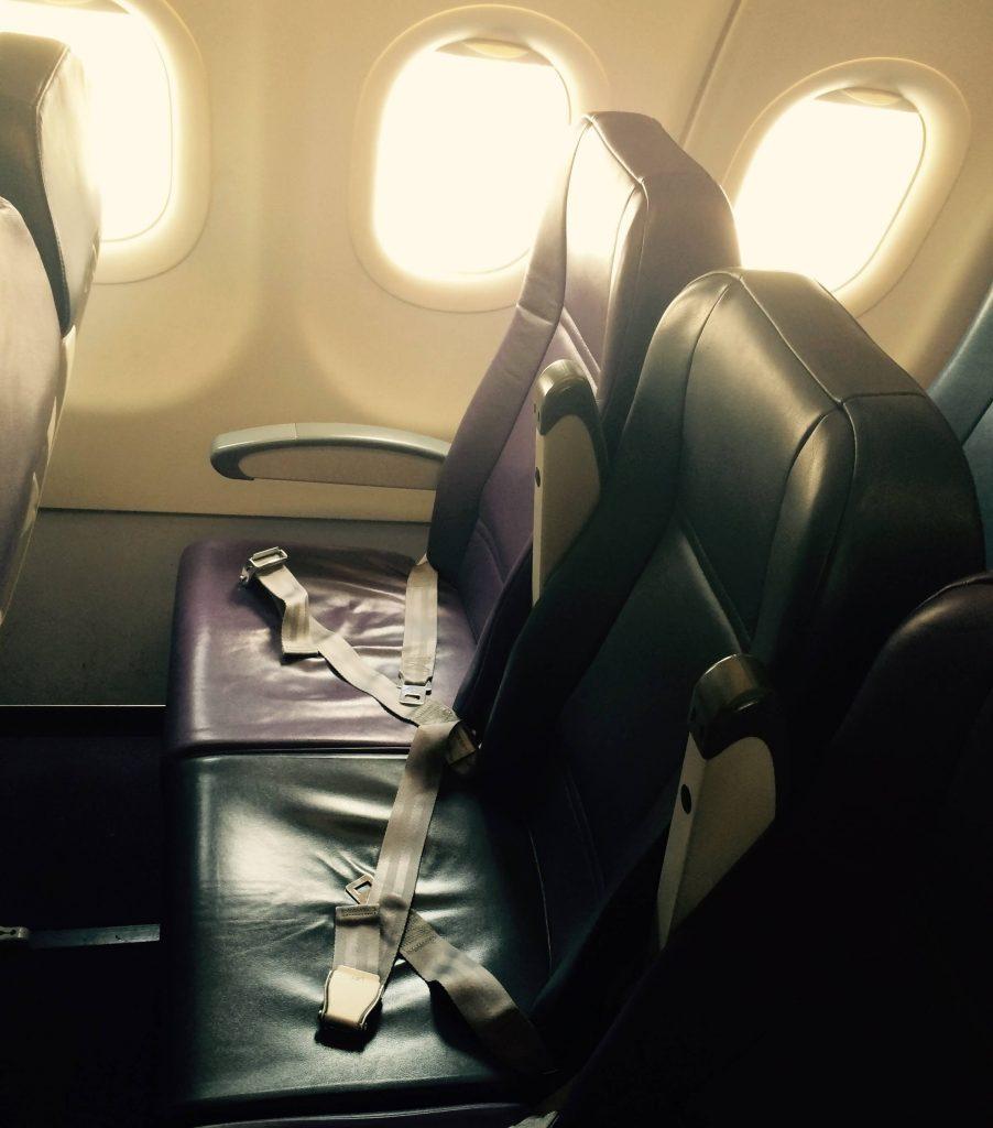 Aerolínea low cost Peach asientos
