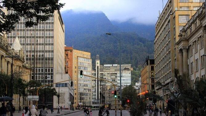 Viajar a Bogotá Guía