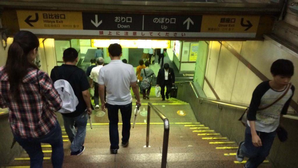El JR PASS sirve para el metro de Tokio o no