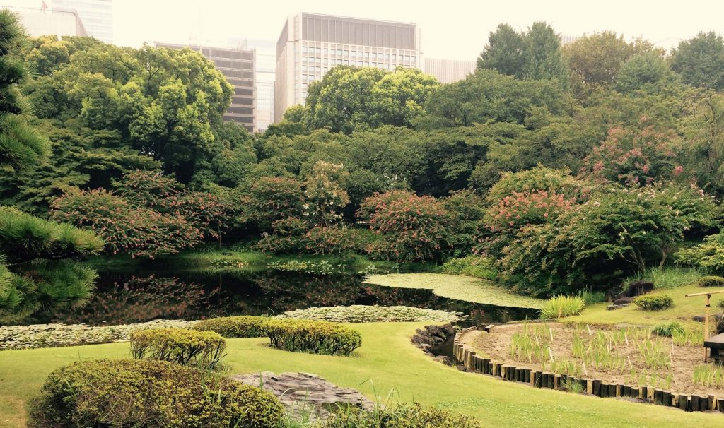 Tokio Free Tours - Jardines del Palacio Imperial