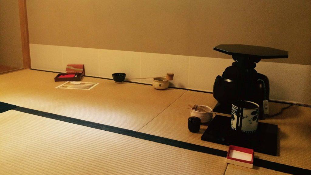 Ceremonia de té - Kyoto Japón