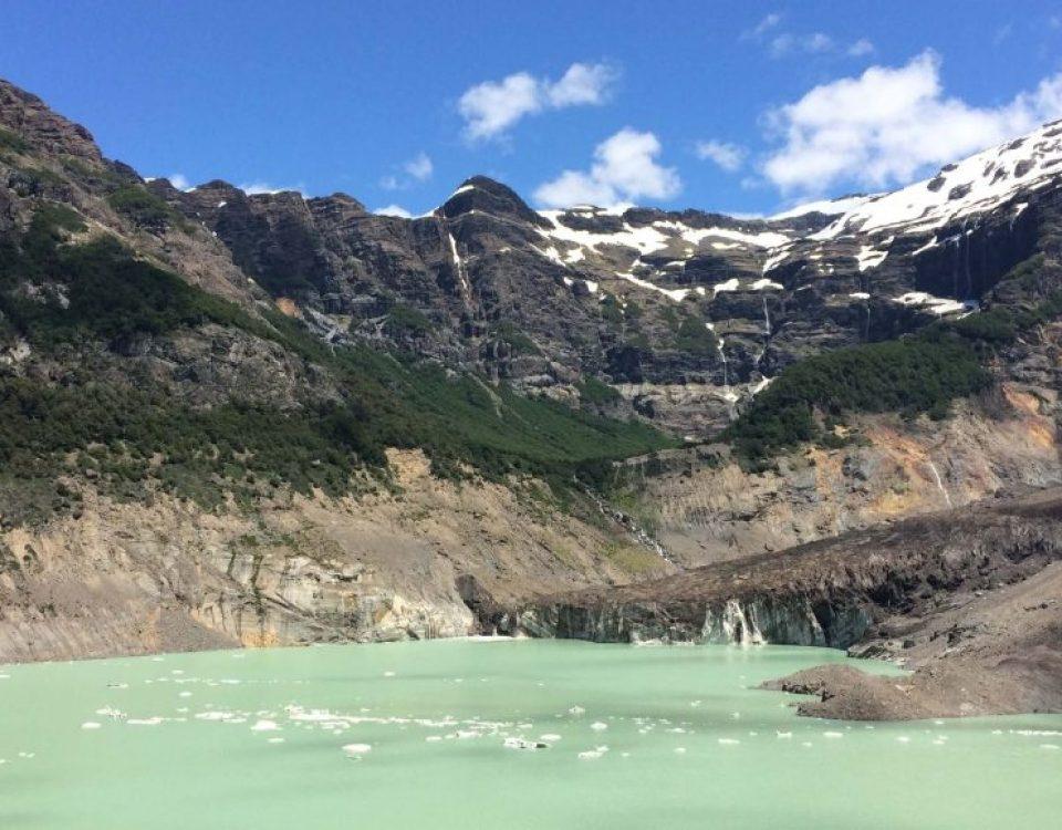 Excursion a Cerro Tronador Bariloche - vistas