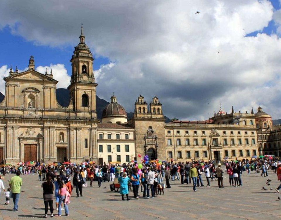 6 lugares para vistar Bogota tu primera vez