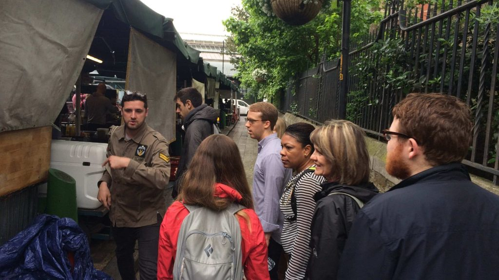 Secret Food Tour Londres