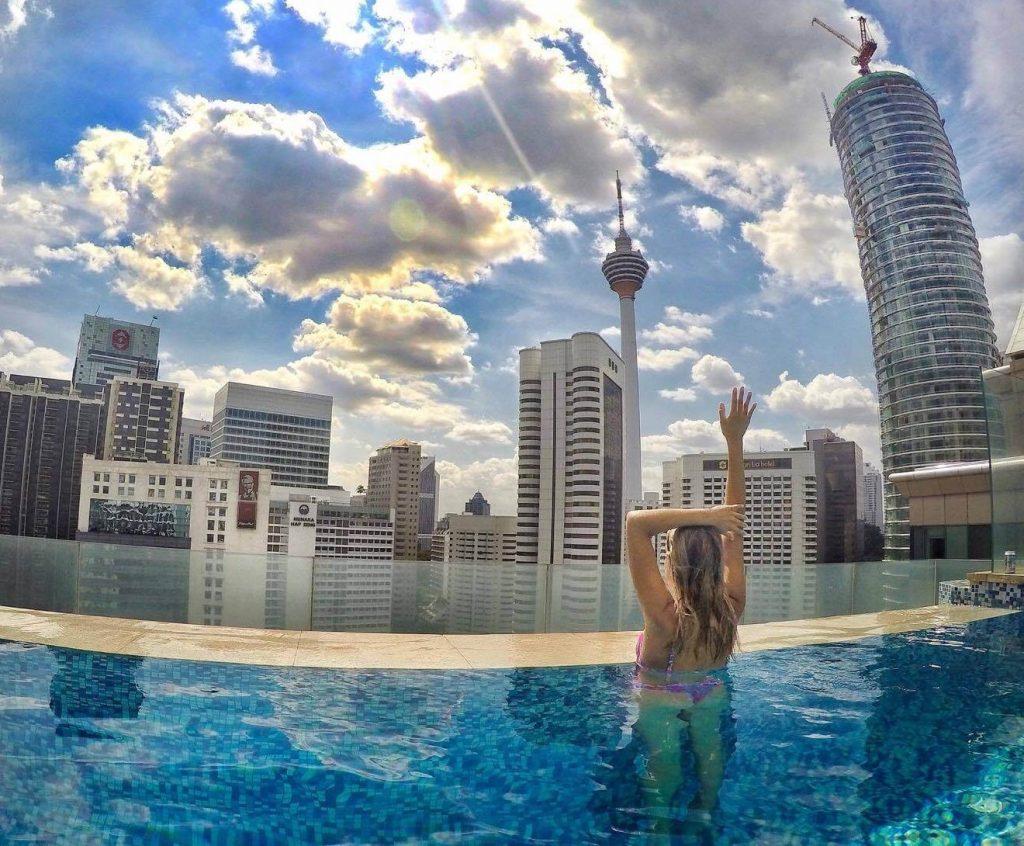 Donde alojarse en Kuala Lumpur Hotel Freser Place