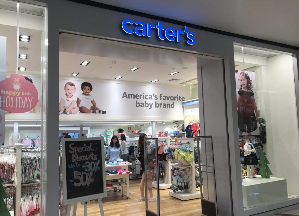 Carter`s Chile: Precios 2018 de ropa de bebés