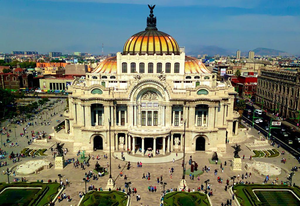 Donde alojarse en Ciudad de Mexico