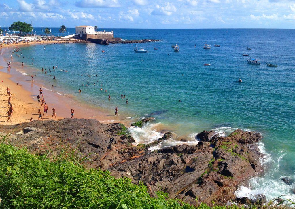 Donde hospedarse en Salvador de Bahia