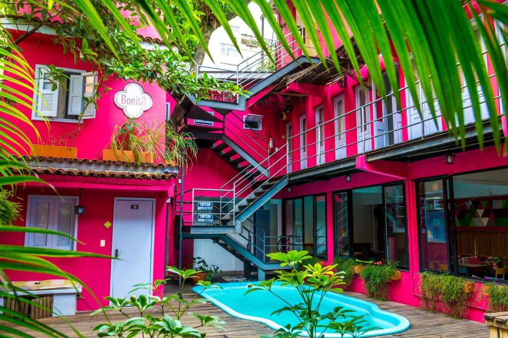Mejores hostels  para jovenes de Rio de Janeiro Brasil