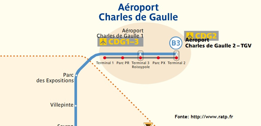 what terminal is united at cdg