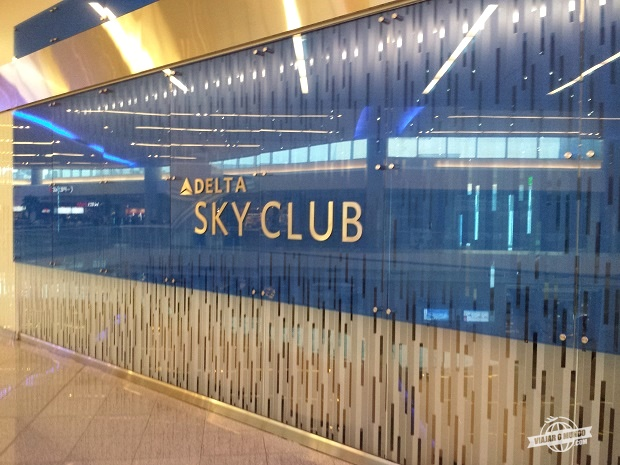 Delta Sky Club no Aeroporto de Atlanta