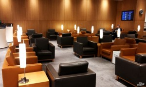 Cathay Pacific Lounge no Aeroporto de Paris