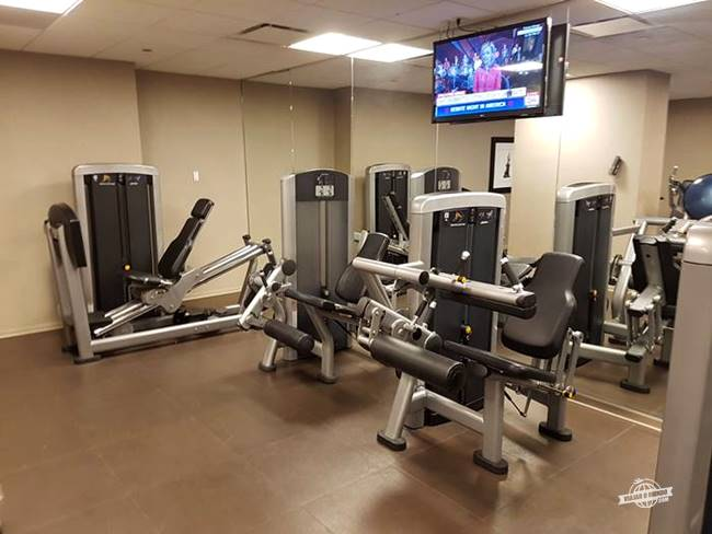 Fitness Center - Hyatt Regency McCormick Place