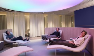 Air France reinaugura luxuosa Sala VIP em Paris