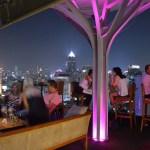 Above Eleven: Placer peruano en las alturas de Bangkok
