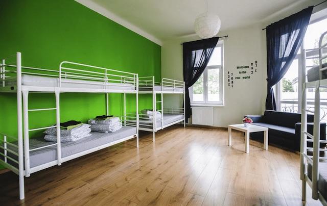 Hostels Europa Cracovia Polonia