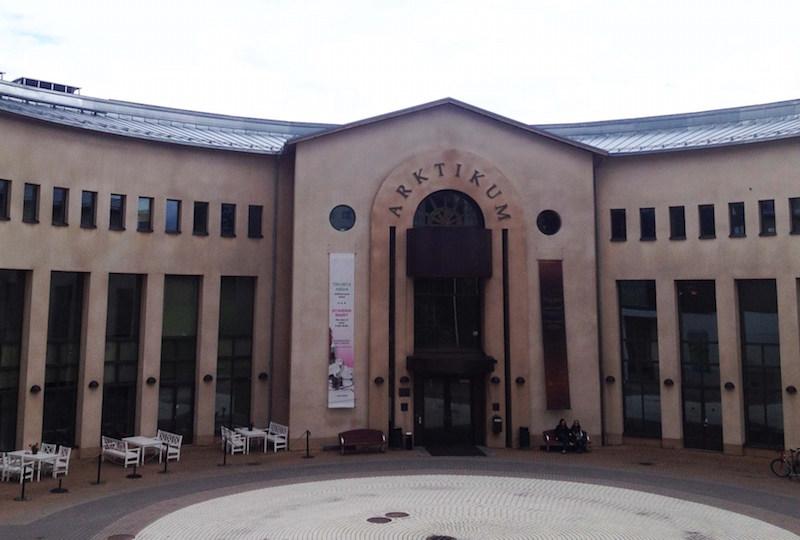 Museos Finlandia Gratis Arktikum