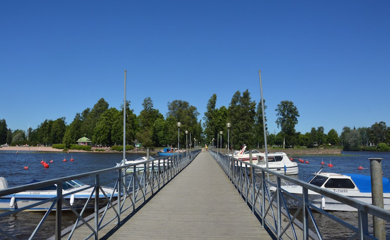 Rauma Puerto Finlandia