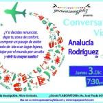 ¡Conversatorios Viajeros en Lima!