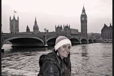 London day Big Ben vivir en londres