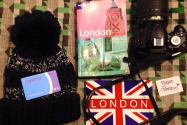 London travel kit